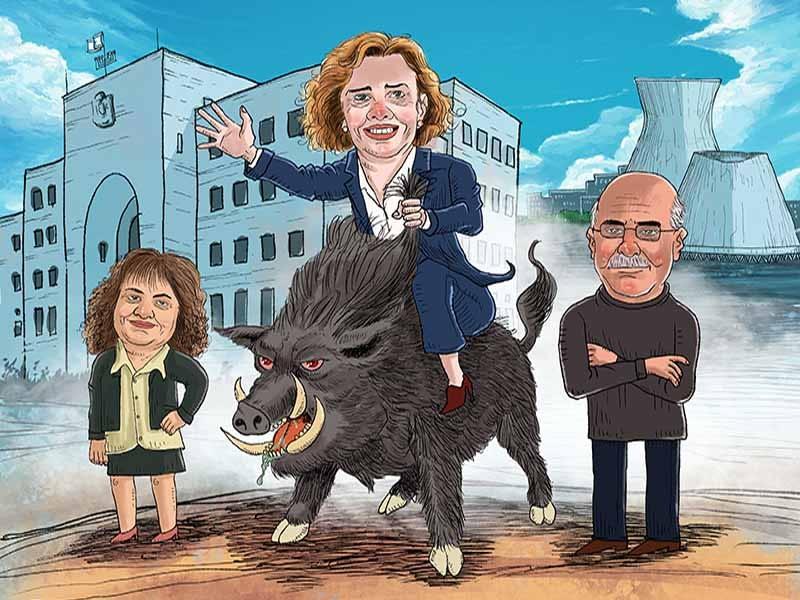 Political Cartoons 8