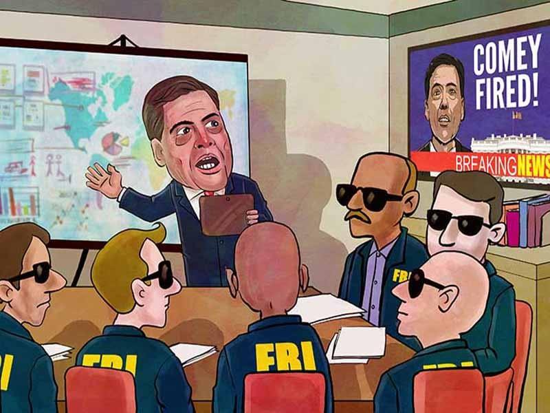 Political Cartoons 1